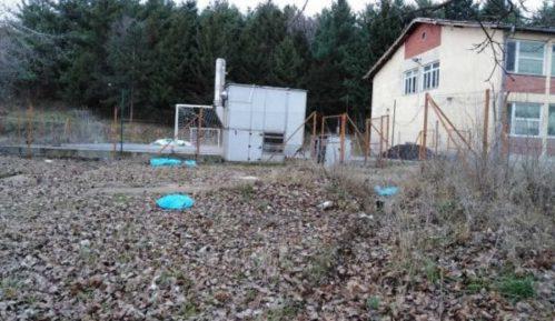 Pokupljeno smeće oko osnovne škole u Velikom Izvoru 5