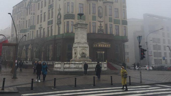 Trg Terazije u Beogradu proglašen za prostorno kulturno-istorijsku celinu 1
