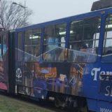 NDMBGD: Tramvajski saobraćaj u Beogradu je osakaćen 6