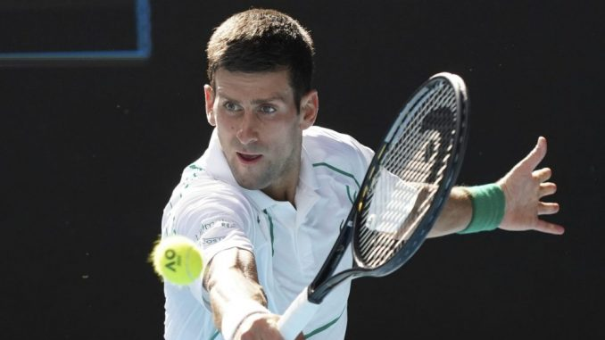 Đoković u osmini finala Australijan Opena, Lajović eliminisan 1