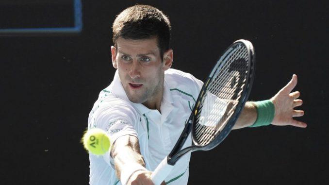 Đoković u osmini finala Australijan Opena, Lajović eliminisan 5