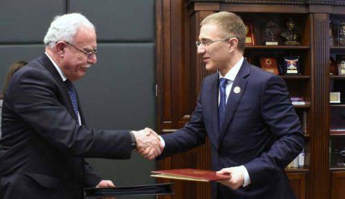 MUP: Potpisan sporazum o bezbednosnoj saradnji sa Palestinom 15