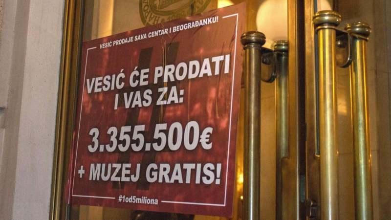 Jedan od pet miliona: Vučić krši Ustav i ponaša se kao diktator (VIDEO) 3