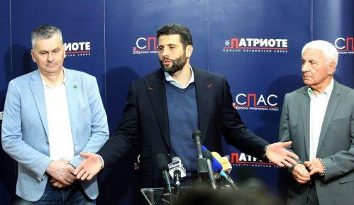Zajedno za Šumadiju se pridružila koaliciji SPAS-a i Zdrave Srbije 1