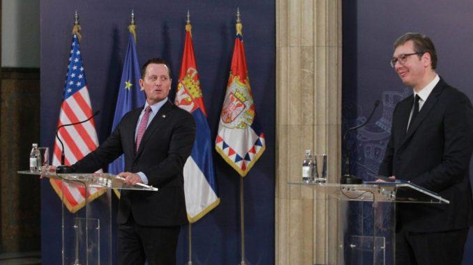Grenel: Nisam tu da pritiskam, nego da pomognem privredni rast Srbije i Kosova 1