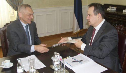 Dačić razgovarao s ruskim ambasadorom o daljoj saradnji i poslao čestitku Lavrovu 12