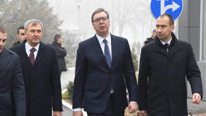 Vučić: Pitao sam Brnabić da li je živ ministar za zaštitu životne sredine Trivan 1