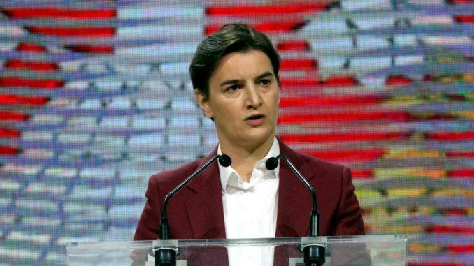 Ana Brnabić: Nova EU metodologija razumnija i jasnija, jako važna finansijska podrška 2