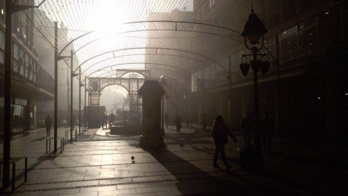U Srbiji sutra popodne vetar će rasterati maglu 1