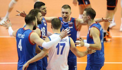 Odbojkaši Srbije bolji od Holandije sa 3:0 9