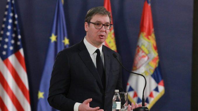 Vučić: Ne prihvatam jednakost između taksi i lobiranja za povlačenje priznanja 4