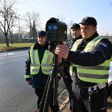 Saobraćajna policija: Više od 50 vozila bez registracione nalepnice sa četiri sata kontrole 6