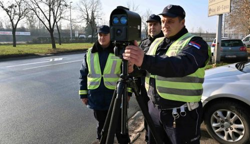 Saobraćajci zaustavili kod Užica vozača sa 4,2 promila alkohola 7