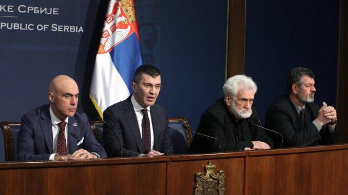 Đorđević: Zakoni ne mogu u Skupštinu Srbije bez mišljenja Socijalno-ekonomskog saveta 3