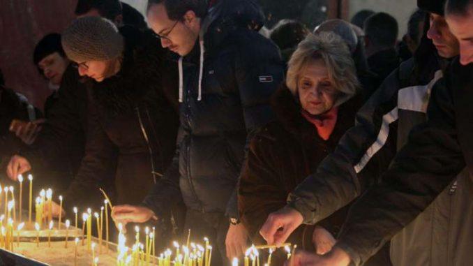 1 od 5 miliona: Nije bilo incidenta u Hramu Svetog Save 1