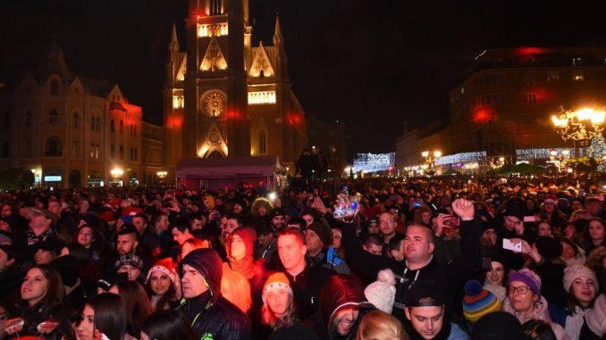 Raznovrstan koncertni program za doček pravoslavne Nove godine u Novom Sadu 1