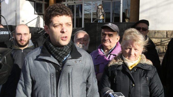 Damjanović (SRS): Dokazaćemo da u Srebrenici nije bilo genocida i da Srbi nisu genocidni 4