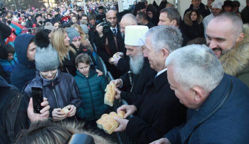 Proslava Božića u Srbiji 2
