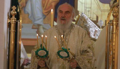 Patrijah Irinej služio božićnu liturgiju u Hramu svetog Save 13