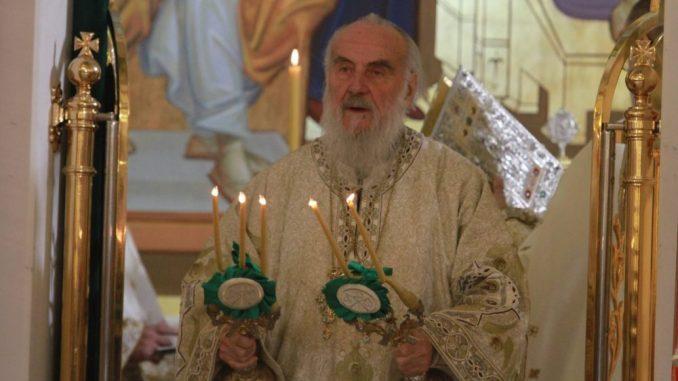 Patrijah Irinej služio božićnu liturgiju u Hramu svetog Save 2