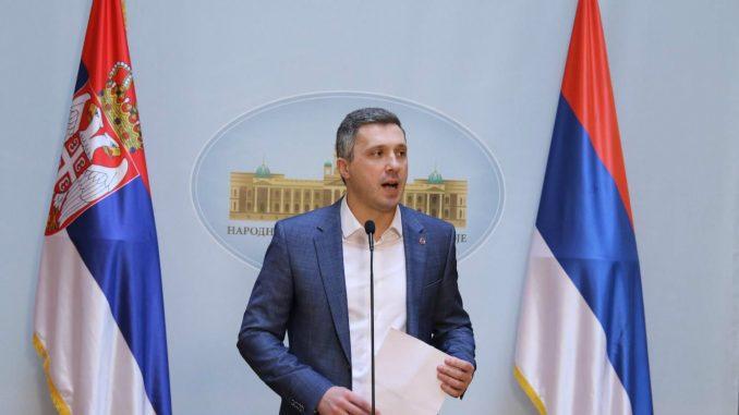 Obradović: Bojkot izbora nije propao već daje pun gas 2