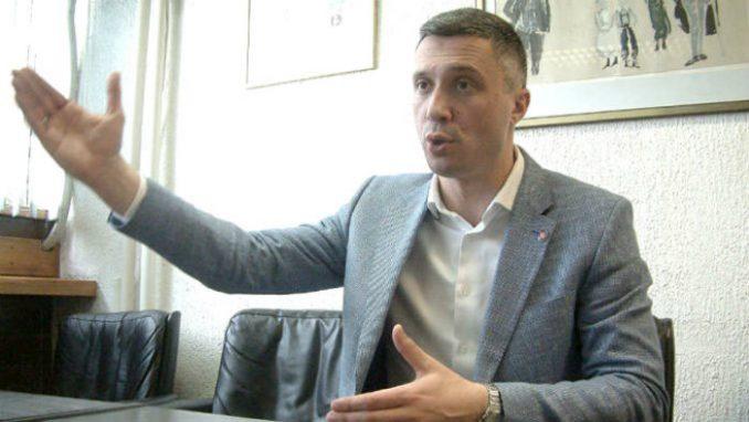 Obradović: Zelenović ne može ostati u Savezu za Srbiju, ukoliko izađe na izbore 2