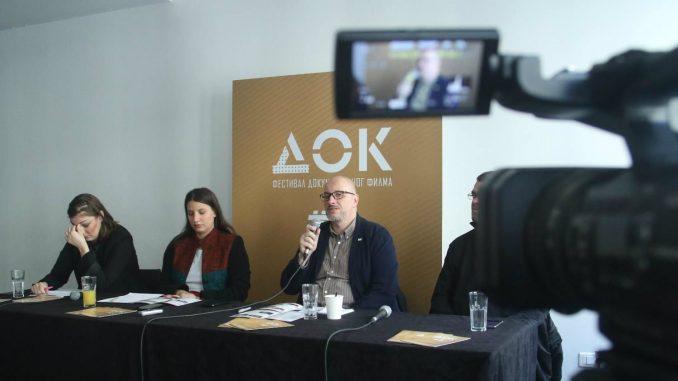 Festival dokumentarnog filma Dok#2 u Kombank dvorani 1