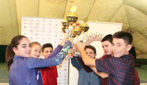 Tara i Danijel Dvoranski šampioni u konkurenciji do 14. godina 5
