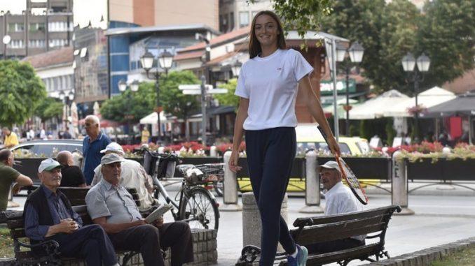 Selektorka Fed kupa Srbije pozvala Fatmu Idrizović u tim 2
