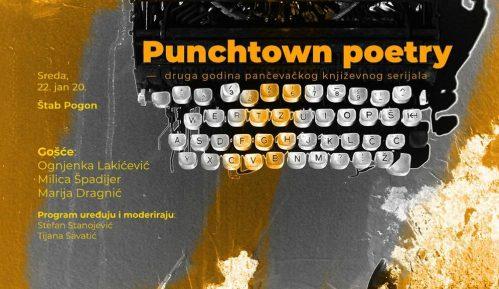 Poezija energičnih glasova mlade književnosti 2