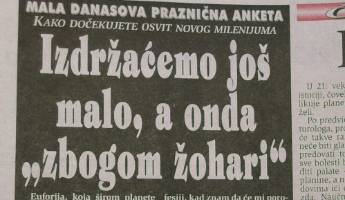 Kakva su bila novogodišnja očekivanja Beograđana pre dve decenije? 8