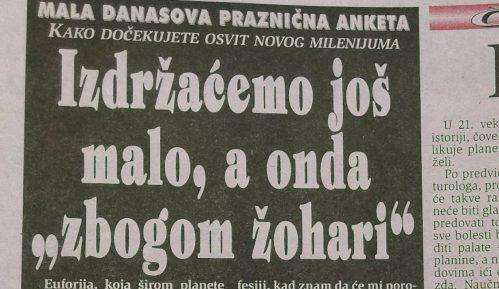 Kakva su bila novogodišnja očekivanja Beograđana pre dve decenije? 6