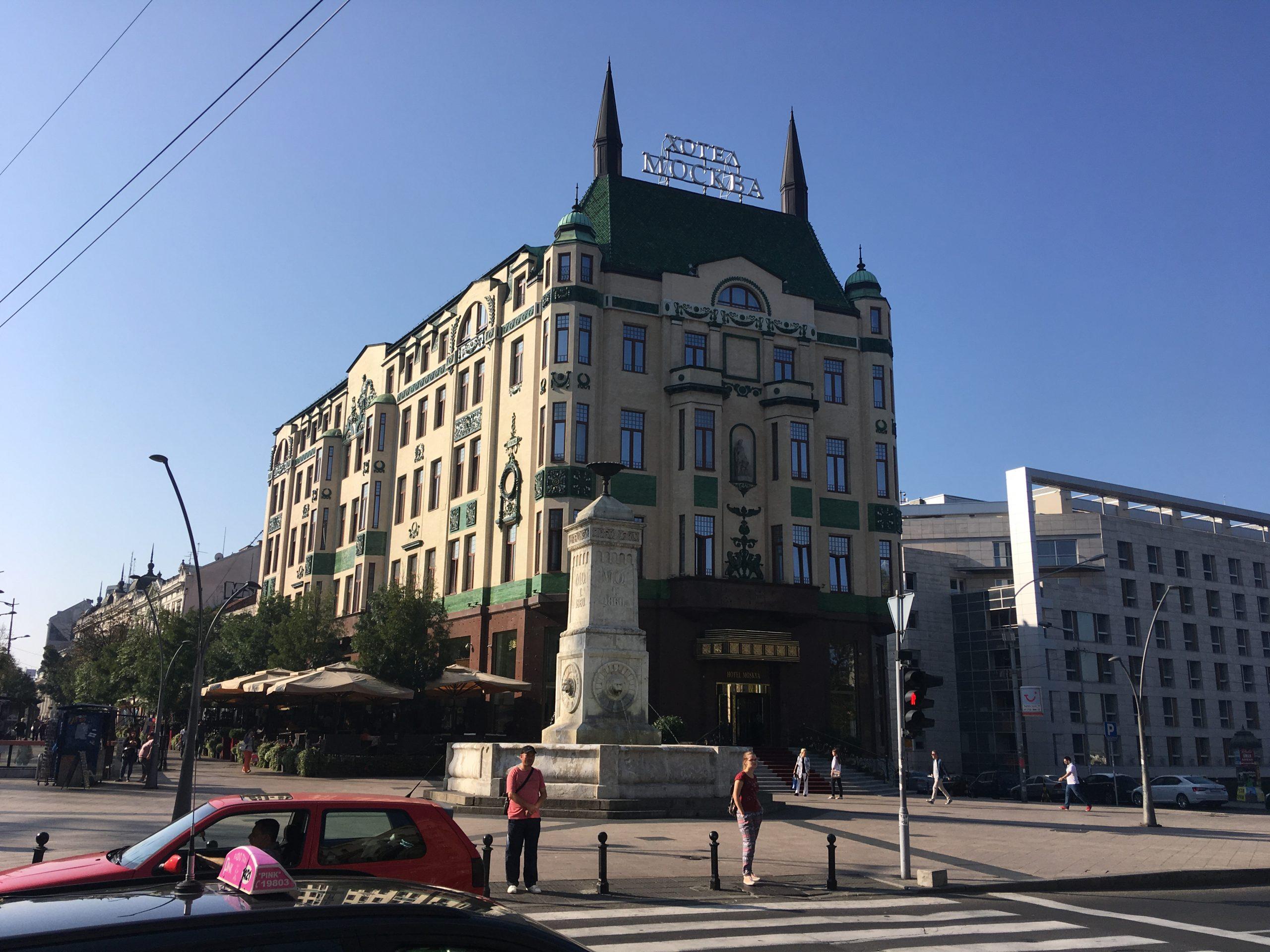 Hotel Moskva otvoren na današnji dan pre 112 godina 1