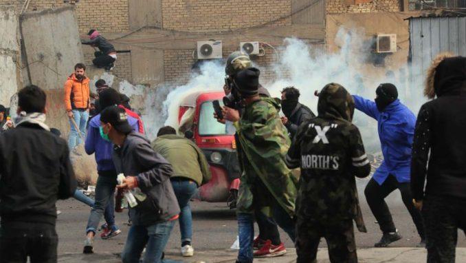 Još tri antivladina demonstranta poginula u Iraku 2