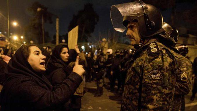 U Iranu novi protesti zbog obaranja ukrajinskog aviona 2