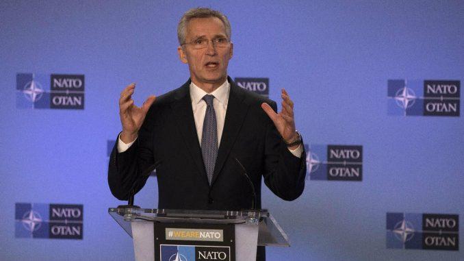 Stoltenberg: EU sama bez NATO ne može da odbrani Evropu 2