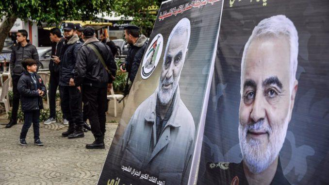Islamska država pozdravila ubistvo Sulejmanija 1