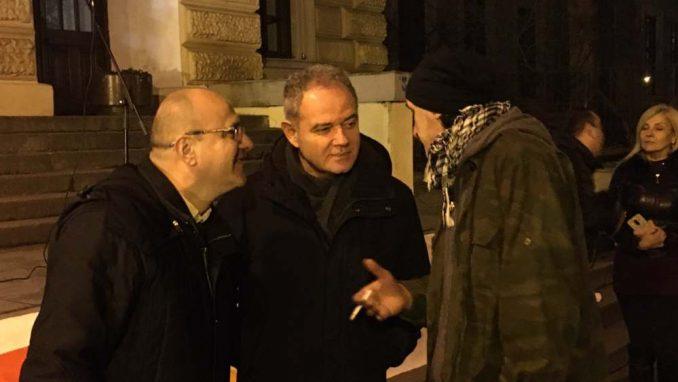 Kragujevac: Podrška slobodnim nezavisnim medijima 1