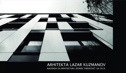 Izložba o arhitekti Kuzmanovu 2