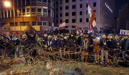 Najmanje 20 povređenih na 100. protestu protiv libanske vlade 1
