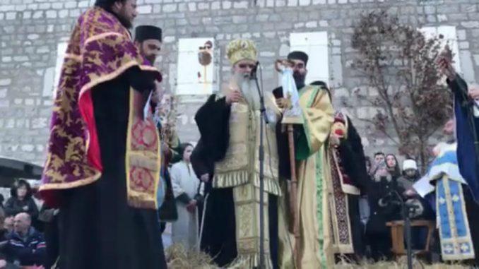 Badnji dan u Crnoj Gori u miru i bez incidenata 1