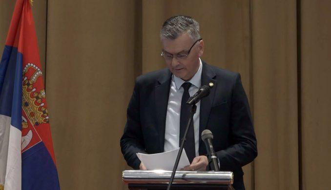 Milan Stamatović izabran za predsednika Zdrave Srbije 3