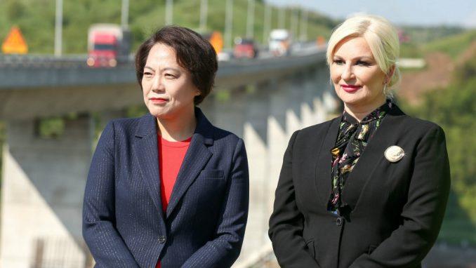 Zbog korona virusa sastanak Zorane Mihajlović s ambasadorkom Kine i privrednicima 2