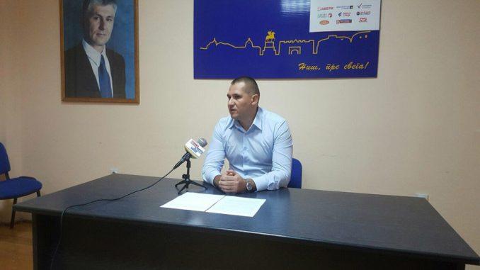 Uvođenje hitnih mera protiv zagađenja vazduha u Nišu ili protest 1