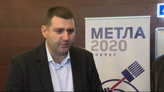 Antić (Metla): Gradnja bespravnog objekta na Pančićevom vrhu dokaz da je država suspendovana 2