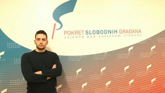 Grbović (PSG): Očekujem da će bojkot izazvati veću političku krizu nego do sada 1