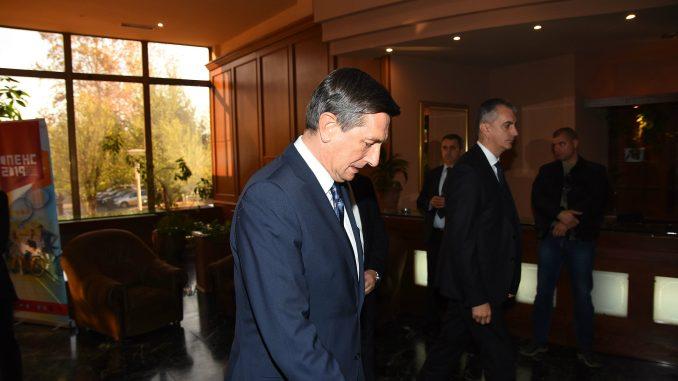 Pahor poručio Milanoviću: Slovenija je prijatelj Hrvatske, ali treba rešiti spor oko granice 2