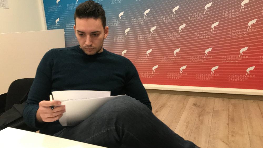 Dan sa odbornikom Pavlom Grbovićem 2