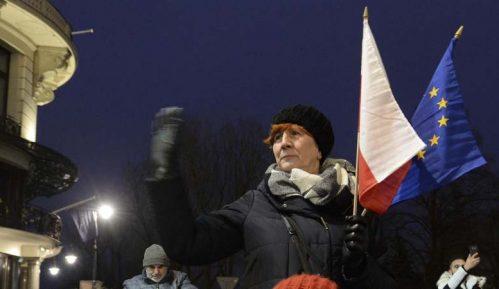 Poljske sudije u povorci u Varšavi zahtevale nezavisnost pravosuđa 10
