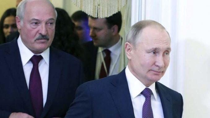 Belorusija postigla sporazum s Rusijom o ograničenom snabdevanju naftom 2